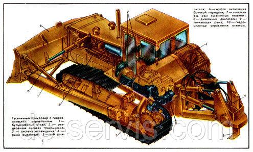 Бак радиатора верхний 130У.13.030