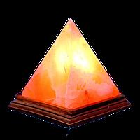 Соляная лампа Пирамида Ультра