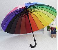 Зонт для двоих, трость, 117 см.