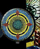 Панно мозаика лава