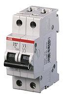 2CDS282001R0404 Автоматический выключатель ABB, S202P  2P 40А  (С) 25 kA