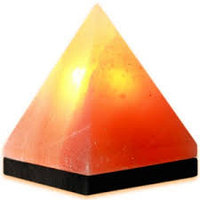 Соляная лампа Пирамида - Ультра малая - 2 - 2, 5 кг
