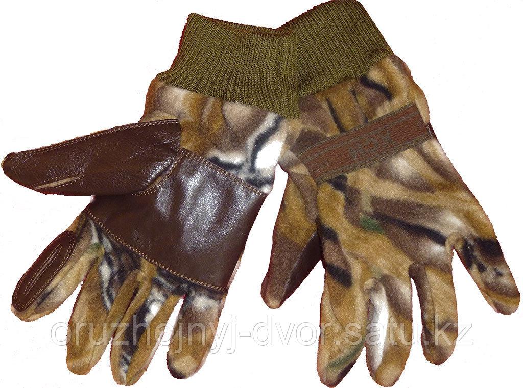 Перчатки Охотника (камыш) XL-XXL
