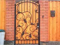 Покраска декоративных решёток и других фасадных элементов;