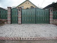 Ворота в Астане