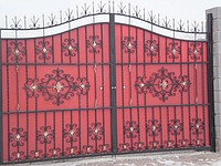 Ворота 09