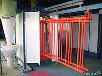 Полимерная порошковая покраска  металлических изделий и конструкций, фото 1