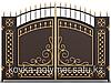 Изготовим кованые и сварные металлоизделия с полимерным покрытием