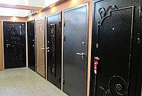 Металлические двери с порошковым покрытием, фото 1