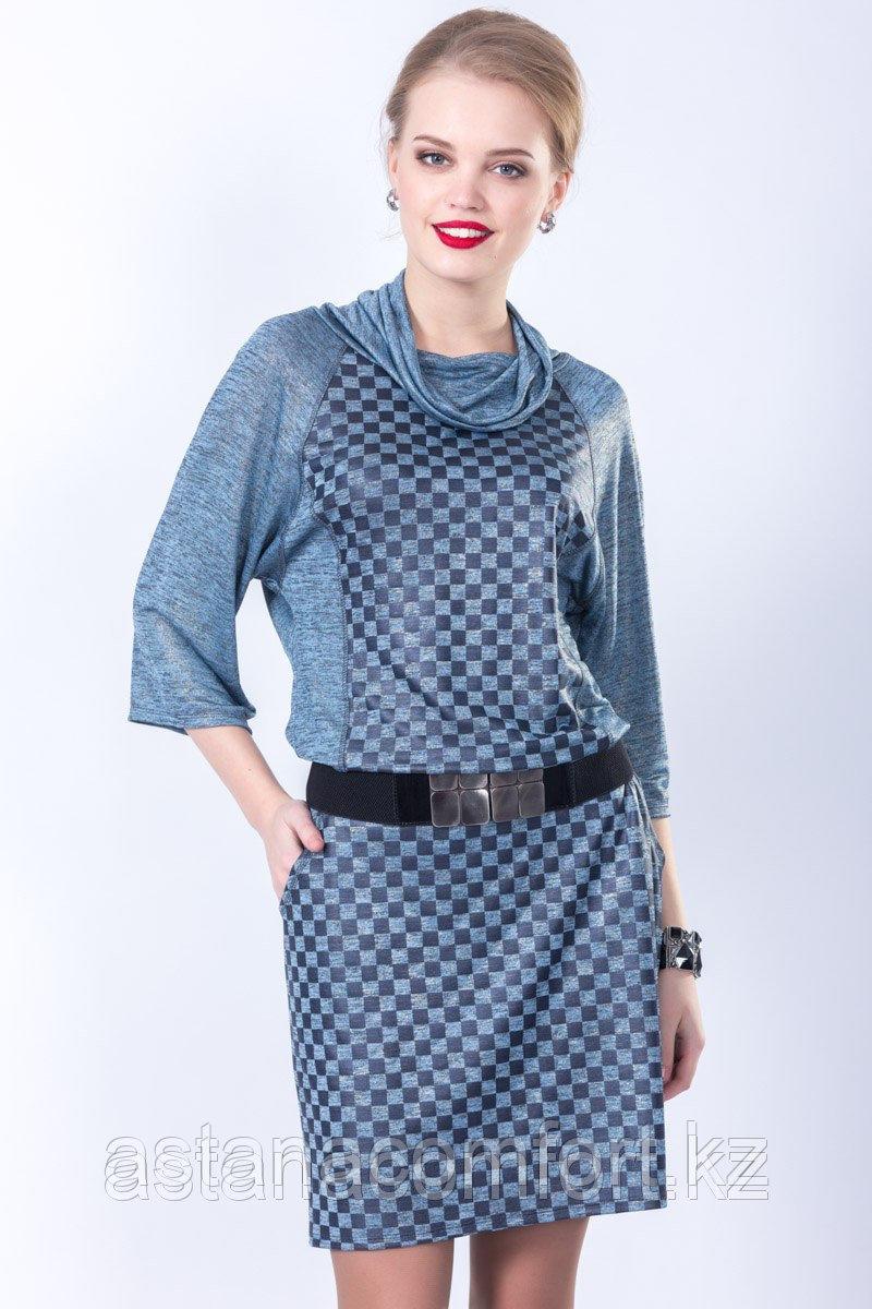 Легкое молодежное платье-туника, 42 и 44 р.