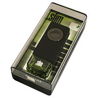 "Ароматизатор на дефлектор "".SLIM"" зеленое яблоко"