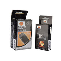 Аккумуляторы BP-1030 BP-1130 с зарядкой для Samsung NX200 NX210 NX1000, фото 3