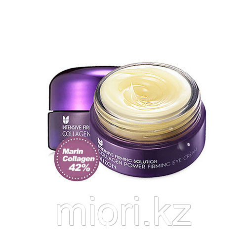 Крем для кожи вокруг глаз Mizon Collagen Power Firming Eye Cream,25мл