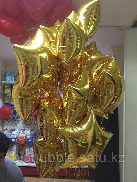 Фольгированные шары - фото 1