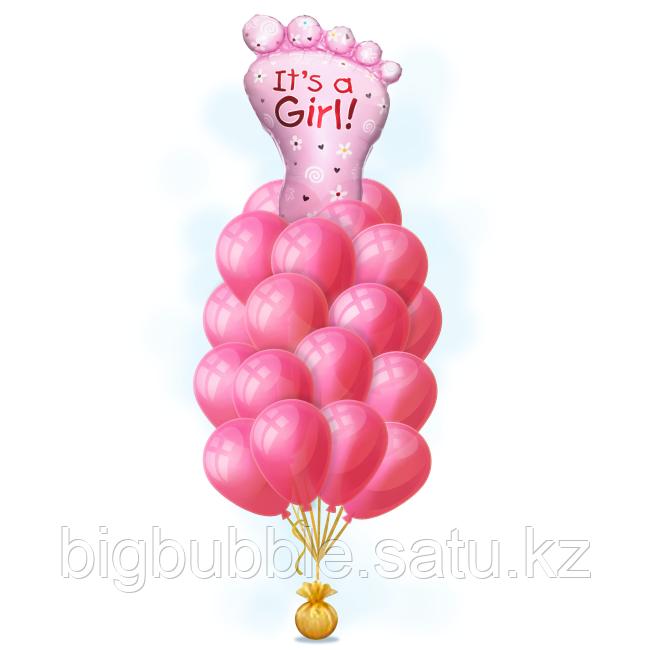 Фольгированные шары - фото 7