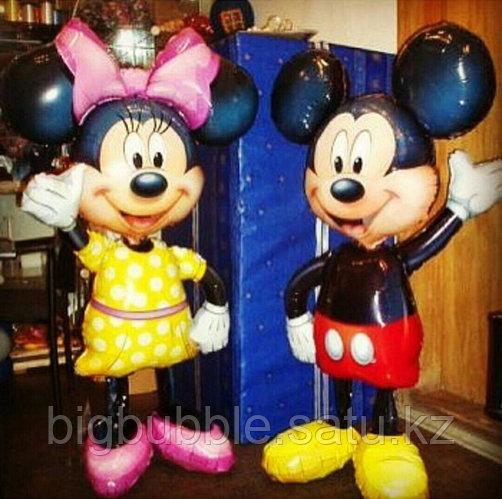 Ходячие фигуры Микки и Мини