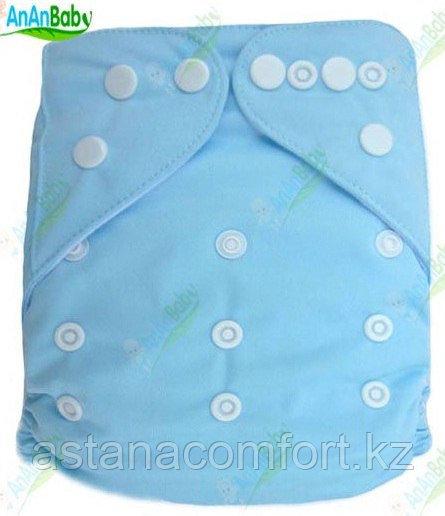 Многоразовый дышащий подгузник + прокладки для подгузника