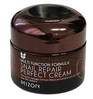 Восстанавливающий крем для лица с улиточным экстрактом Mizon Snail Repair Perfect Cream