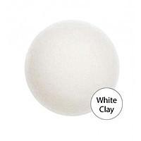 Спонж для умывания натуральный конняку Soft Jelly Cleansing Puff (White Clay)
