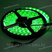 Светодиодная лента (LED) 5050-1m-60 led Green 72w