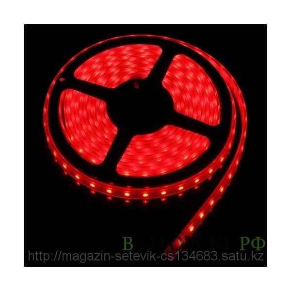 Светодиодная лента (LED) 5050-1m-60 led Red 72w