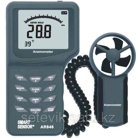 Анемометр ar846