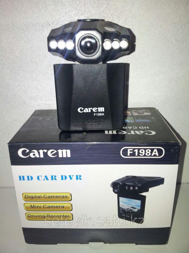 Видеорегистратор Carem F198A