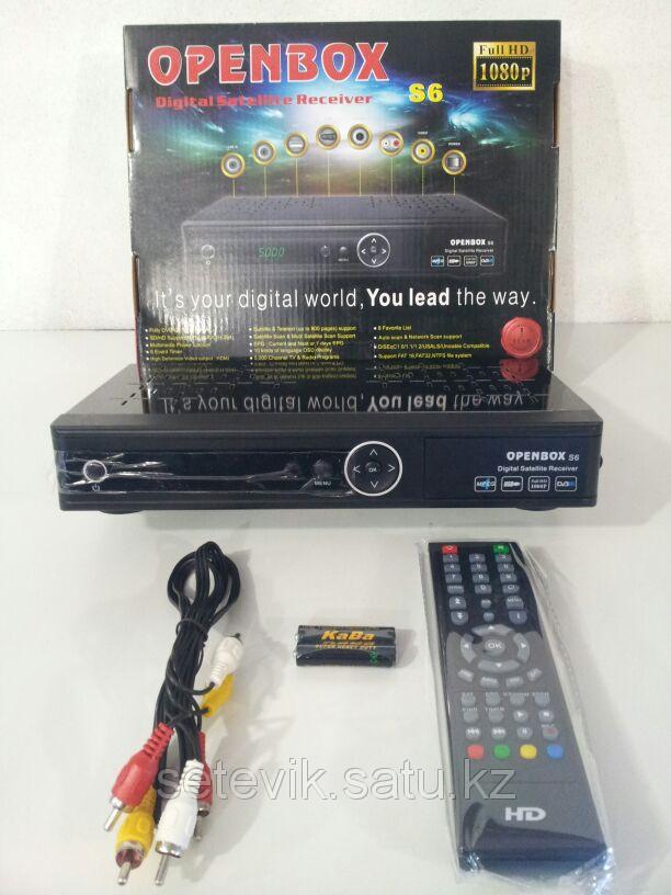 Ресивер OpenBox S6