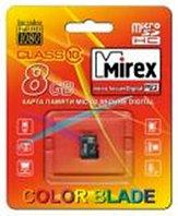 MicroSD Mirex 16Gb (class 10)