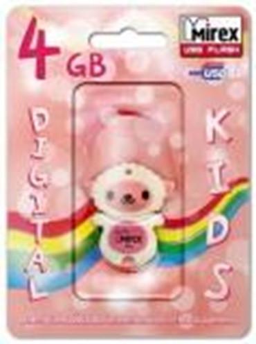 USB Mirex kids SHEEP PINK 4GB