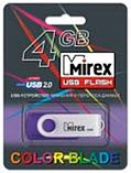 USB Mirex  SWIWEL RUBBER    4Gb, фото 4