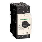 Автоматические выключатели с магнитным и комбинированным расцепителем до 30кВт (TeSys GV3)