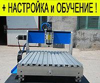 Гравировальный станок 3D с ЧПУ 300*400*70мм, фото 1