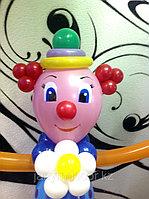 Клоун из шаров на детский праздник, фото 1