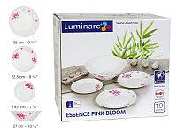Столовый сервиз PINK BLOOM ESSENCE 19 предметов, фото 1