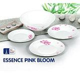 Столовый сервиз PINK BLOOM ESSENCE 19 предметов, фото 4