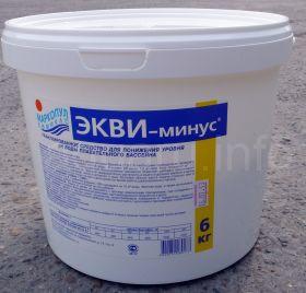 Экви-минус гранулы 6 кг (маркопул)
