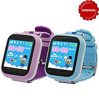 Детские умные часы с gps-трекером Q750 Wi-Fi