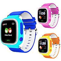 Детские умные часы с gps-трекером Q100 WI-FI