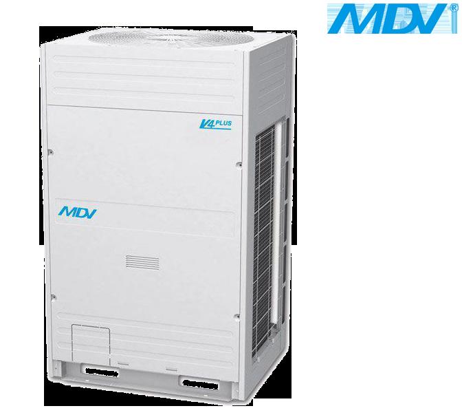 Наружный блок VRF: MDV-530W/DRN1-i (V4+ Individual, DC inverter)