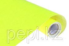 Бумага самоклеющаяся, желтая