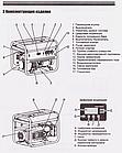 Генератор Helpfer FPG-1500E1, фото 2