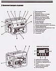 Генератор Helpfer FPG7800E1, фото 2