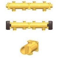 Модульный распределительный трубопровод DN25