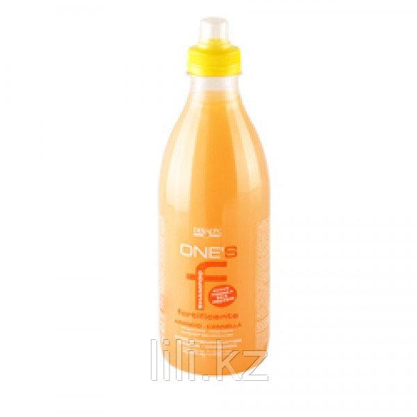 Шампунь Укрепляющий С Протеинами Риса - Dikson ONE'S Shampoo Fortificante 1000 мл.
