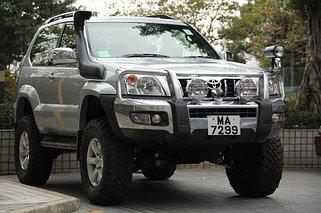 Усиленная подвеска Toyota Land Cruiser Prado 120 (2002-2009)
