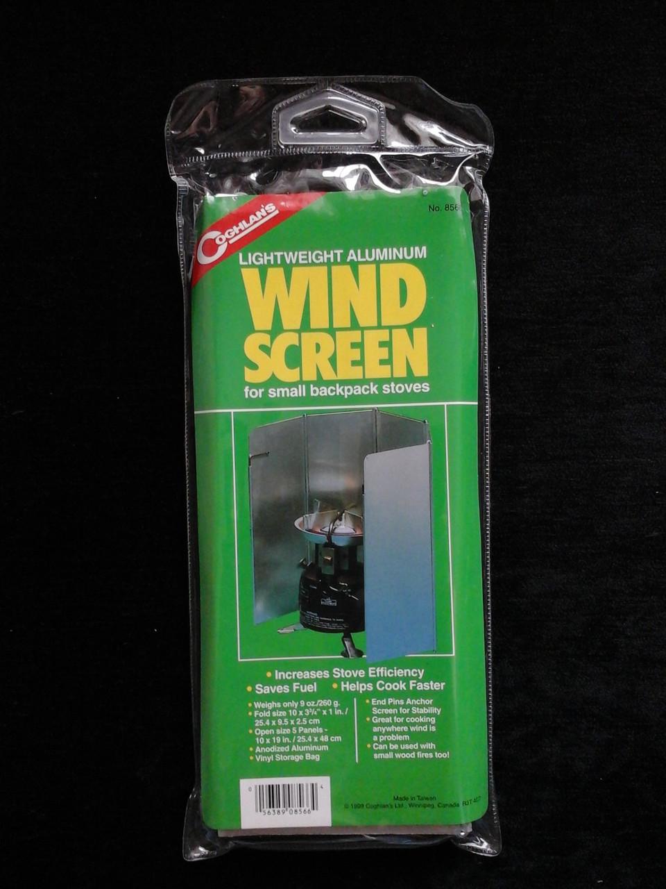 Ветрозащитный экран (windscreen)