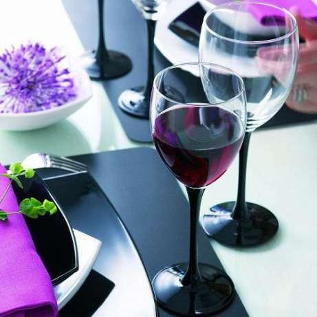 Набор фужеров Luminarc для вина ДОМИНО 6 шт 250 мл