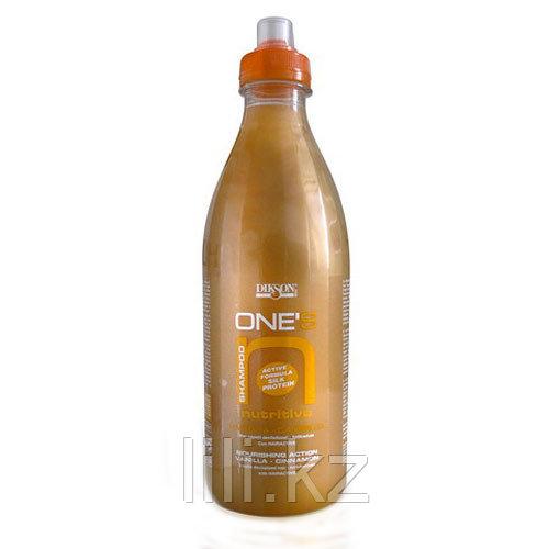 Шампунь Питательный Для Волос Склонных К Выпадению - Dikson ONE'S Shampoo Nutritivo 1000 мл.