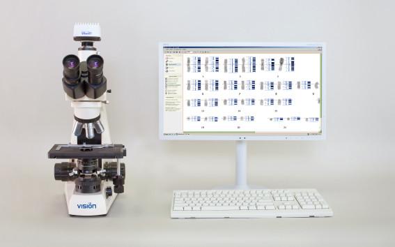 Цифровая система для кариотипирования Vision Karyo®